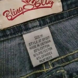 blingbling Shorts - Babe Short shorts